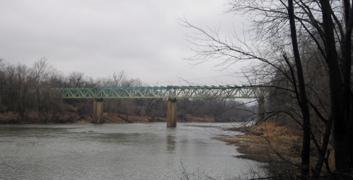 Route 66 Bridge