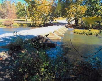 Jackson Low Water Bridge