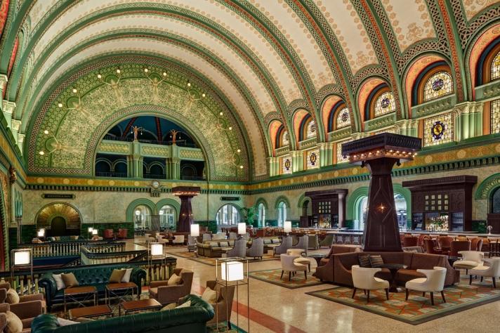 grand hall main level
